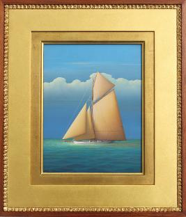 Findlay Fine Persian Inspired Marine Art - Palm Beach, Florida